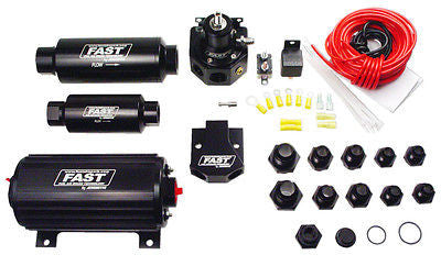 New FAST 1900HP Nat Aspirated or 1400HP Forced Induction Fuel System #307501