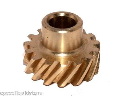 COMP Cams Ford 351C Boss 351 351-400M .500 Dia Bronze Distributor Gear #432