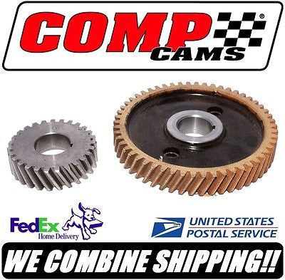 New Comp Cams Fiber Cam Gear Set for GM Pontiac Iron Duke 4-Cylinder #3252