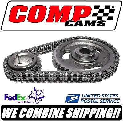 Comp Cams Magnum 1965-88 SBF Ford 255 289 302ci Double Roller Timing Set #2120