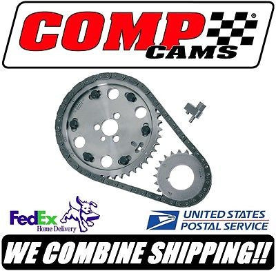 Comp Cams 90° V6 Chevy 200 229 262ci Ultimate Adjustable Billet Timing Set #8100