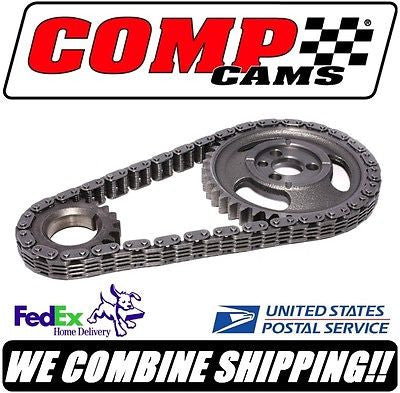 New Comp Cams High Energy 173ci 60° V6 Chevrolet Timing Chain Set #3201