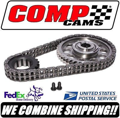 Comp Cams BBF Ford 429-460ci V8 9-Keyway Adjustable Billet Timing Set #7122