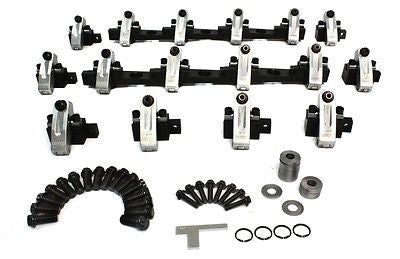 Comp Cams Shaft Rocker System -RHS Pro Action 320 360 Big Block Chevy Heads 1520