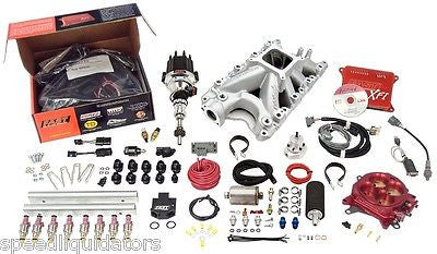 FAST XFI SBF 351W Ford 550HP Sequential EFI Fuel Injection Kit 3035351-05
