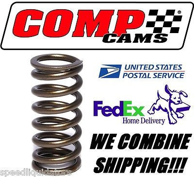 "New COMP Cams .953"" Diameter 144lbs/in Rate Single Inner Valve Spring #975-1"