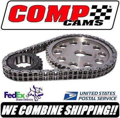 Comp Cams 383-440ci Mopar (Single Bolt) Keyway Adjustable Billet Timing Set 7104