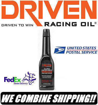 1 Bottle Driven Carb Defender Additive for Ethanol-Based & Flex Fuels #70040 - Speed Liquidators, Performance Aftermarket Automotive Parts, FAST Shipping Additives & Oils - COMP Cams, FAST, Lunati, Racequip, TCI, ZEX, Racing, Hot Rod, Nitrous, Camshaft Driven Racing Oil - Speed Liquidators
