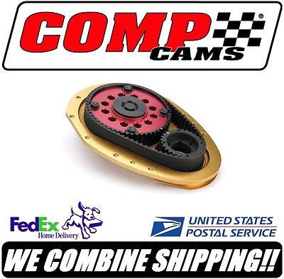New Comp Cams Magnum Small Block Chevy SBC Dry Sump Belt Drive System #6100
