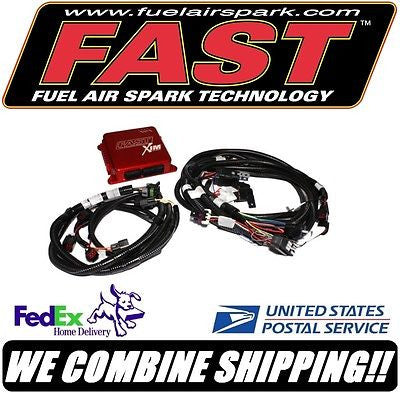 FAST Ignition Controller Kit w/Plug N Play Harness for Ford Modular V8 #301313