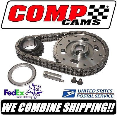 Comp Cams SBF Ford 5.0L 302ci 351W Ultimate Adjustable Billet Timing Set #8131