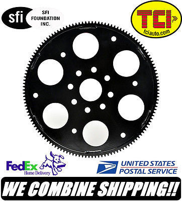 TCI Machined Flexplate for Chrysler Engine & GM Transmission 8-Hole Crank 149182