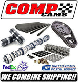 COMP Cams GM LS1 LS2 LS6 LSR Turbo Complete Roller Cam Kit 227/223 614/610