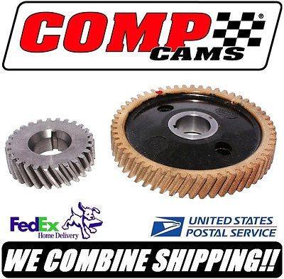 Comp Cams Fiber Cam Gear Set 1962-88 153-292ci 4 & 6-Cylinder Chevy GMC #3161