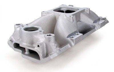 FAST XFI Small Block Chevy Single Plane 4500-8500 RPM Intake Manifold #3012350