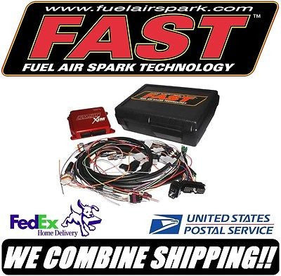 FAST Ignition Controller Kit w/Plug N Play Harness for 6.1L Hemi Mopar #301314