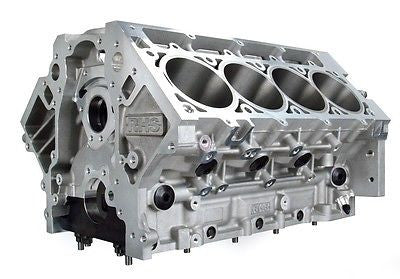 "New RHS 4.120"" Bore 9.760"" Tall Deck LS1 Chevy LS Race Engine Block #54901U"