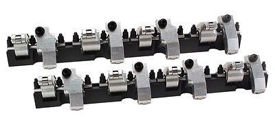 New Comp Cams Shaft Rocker System for Bowtie 18° Small Block Chevy Heads #1508