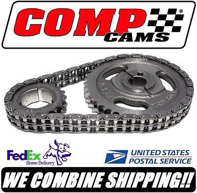 Comp Cams Hi-Tech 1965-88 255-302ci SBF Ford V8 Roller Race Timing Set #3120