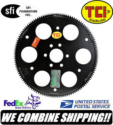 TCI Machined Flexplate for Chrysler Engine with GM Transmission Conv #149162