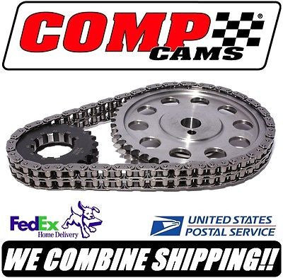 Comp Cams Ford FE 352-428ci V8 9-Keyway Adjustable Billet Timing Set #7108