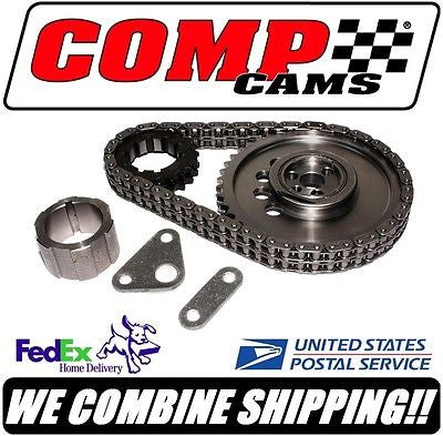 Comp Cams 2005-07 GM LS2 6.0L 364ci Keyway Adjustable Billet Timing Set #7102