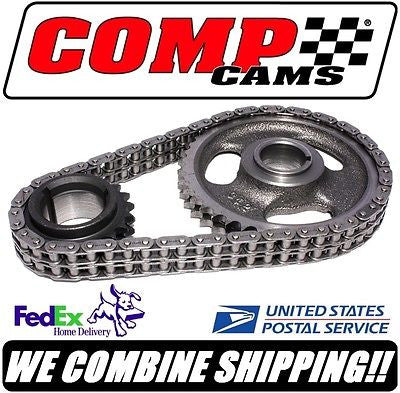 Comp Cams Hi-Tech 1955-82 Pontiac 326-455ci V8 Roller Race Timing Set #3112
