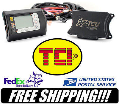 TCI FAST EZ-TCU 2009-Up GM 4L70E Electronic Transmission Controller #30299-KIT