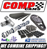 COMP Cams XFI Xtreme Truck GM 4.8 5.3 LS Complete Roller Cam Kit 206/212 513/520