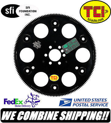 TCI LS1 LS2 LS6 LS3 LS7 4.8 5.3 5.7 6.0L 168-Tooth Machined SFI Flexplate 399753