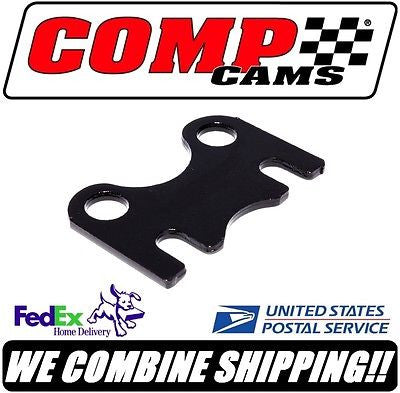 Comp Cams SBC Chevy 265-400ci Flat Guide Plate 5/16 Pushrod 7/16 Stud #4808-1