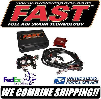 FAST Ignition Controller Kit w/Plug N Play Harness for Ford 5.0L Coyote #301317