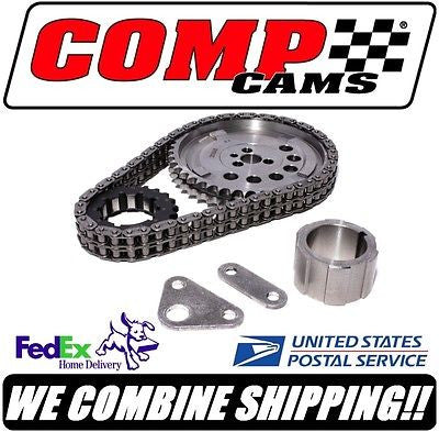 Comp Cams GM LSX (58X) Double Roller Keyway Adjustable Billet Timing Set #7106