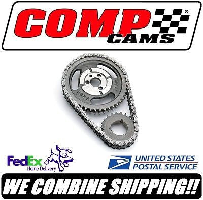 Comp Cams Magnum 78-86 Chevy 200 229 262ci 90° V6 Double Roller Timing Set #2100