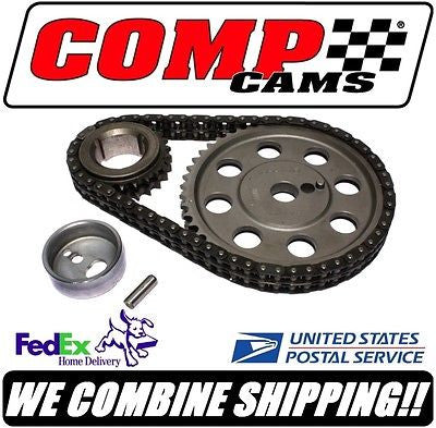 New Comp Cams Oldsmobile Olds 400-455ci V8 Adjustable Roller Timing Set #3113KT