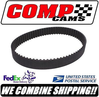 Comp Cams Replacement Belt for 6504 & 6506 Hi-Tech SBC Belt Drive System 6504B-1