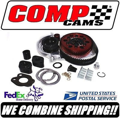 Comp Cams Chevy BBC Hi-Tech Race Belt Drive System .400 Raised Cam #6300