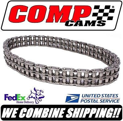 Comp Cams Hi-Tech 1987-92 305-350ci SBC Chevy V8 Roller Race Timing Chain #3030
