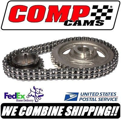 Comp Cams Magnum 1980-84 Ford 5.0L 302 H.O. Double Roller Timing Set #2131