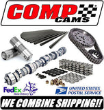 COMP Cams 219/227 GM LS LS1 LS2 LS6 LSR Cathedral Port Complete Roller Cam Kit