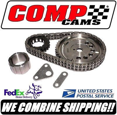Comp Cams GM LS-X Keyway Adjustable Billet Timing Set w/1-Bolt Cam #7105
