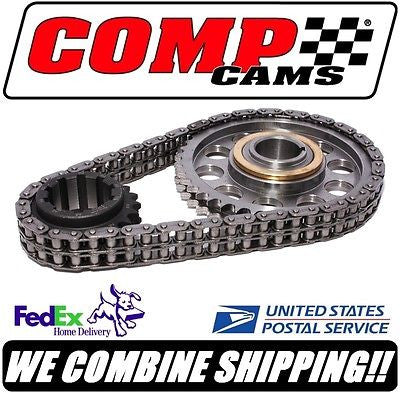 Comp Cams Pontiac 326-455ci V8 9-Keyway Adjustable Billet Timing Set #7112-5