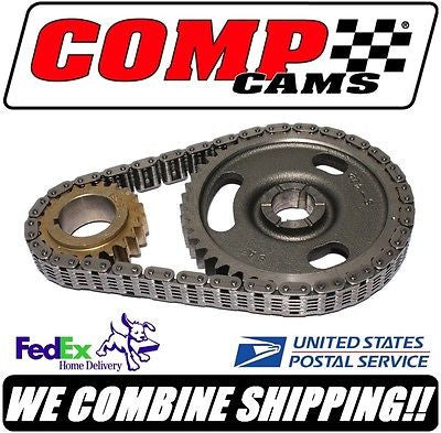 New Comp Cams High Energy 1969-81 AMC 290-401ci V8 Timing Chain Set #3218