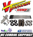 VThunder Harley Evo Big Twin 530/530 Lift Cam, Pushrod & Spring Kit #EVL-3031SP