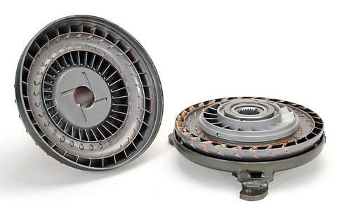 TCI Streetfighter Converter, GM 1965-91 TH350 TH400 w/Dual Bolt Pattern #241000