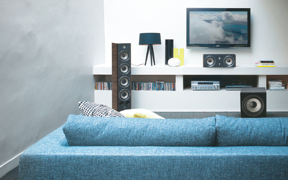 Picking the right audio system for your home. Here's how!