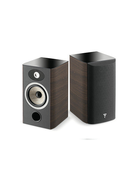 Focal Aria 906 Bookshelf Speaker Audio Bar By Absolute Sound