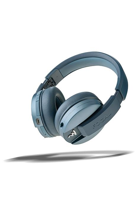 Focal Listen Wireless Headphones in Blue
