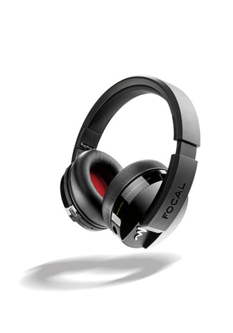Focal Listen Wireless Headphones in Black