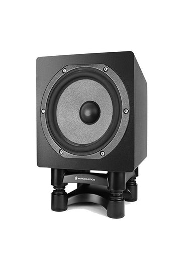 Isoacoustics ISO-L8R200sub in Black